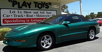 1995 Pontiac Firebird Convertible for sale 100888756